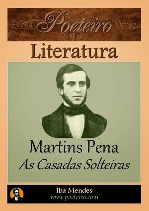 As Casadas Solteiras, de Luís Carlos Martins Pena