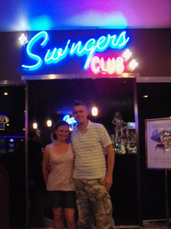 Swingers club vegas