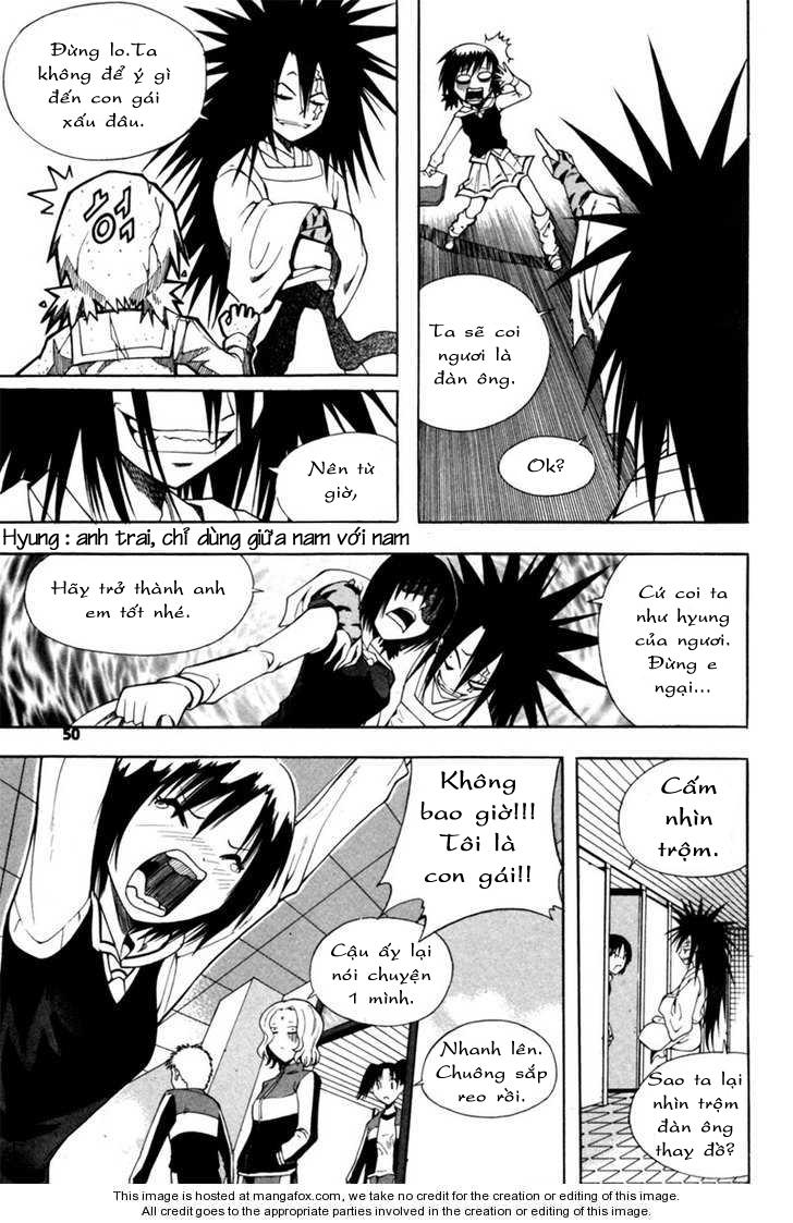 GWISIN BYEOLGOK - Bí kíp của quỷ chap 2 - Trang 4