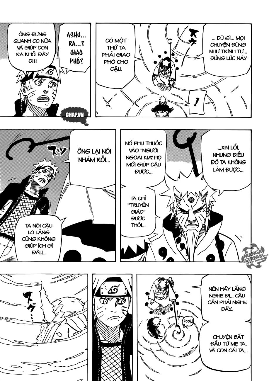 Naruto chap 670 Trang 9 - Mangak.info