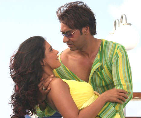 You tell Ajay devgan with wife sex