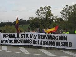 Verdad, justicia y reparación para las víctomas del franquismo