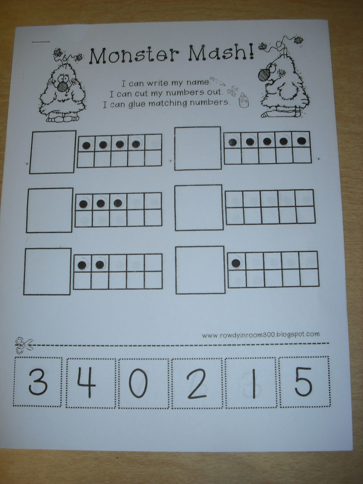 Education in Ms. Horn\'s world: A glimpse at our week in Kindergarten....