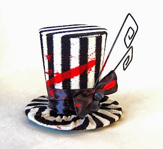 shopaholic martian fiction s insanely cool mini top hats