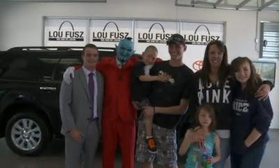 Experience Genie, Lou Fusz Toyota, Make a Wish, Non Profit, Charity