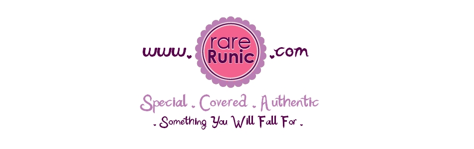 Rare Runic Malaysia Hijab House