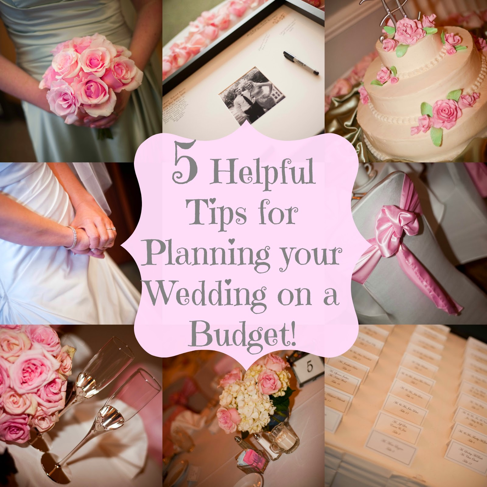Thrifty Wife, Happy Life: 5 Helpful Tips for Planning your Wedding ...