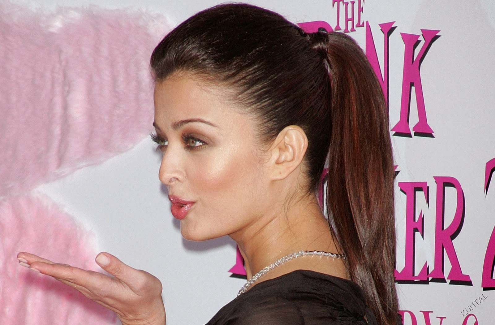 Aishwarya Rai Photos in Pink Panther Premier
