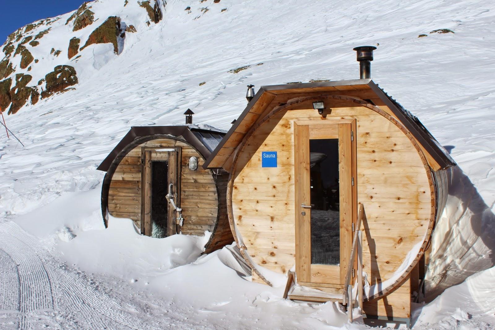 sauna,sauna grawand, val senales,tirol,alpy,w góy na narty gdzie, gdzie wybrac się na narty z dziećmi,podróże zdziećmi,drewniana sauna we włoszech, italy sauna,polska sauny