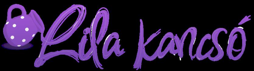 Lila kancsó