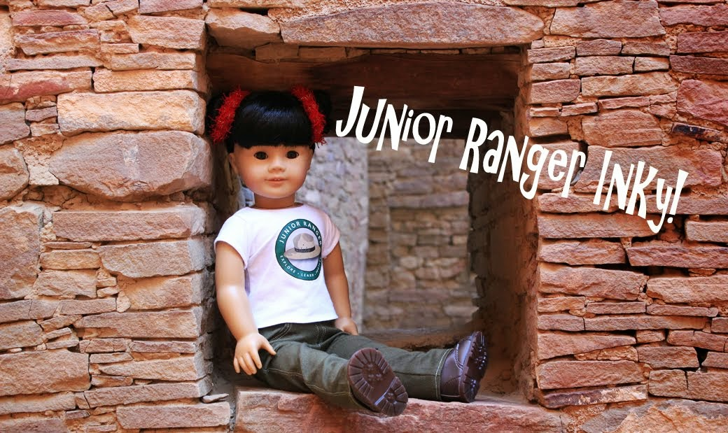 Junior Ranger Inky