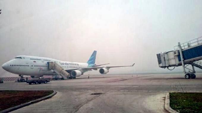 Rute baru Garuda Indonesia : Makassar - China - Bali
