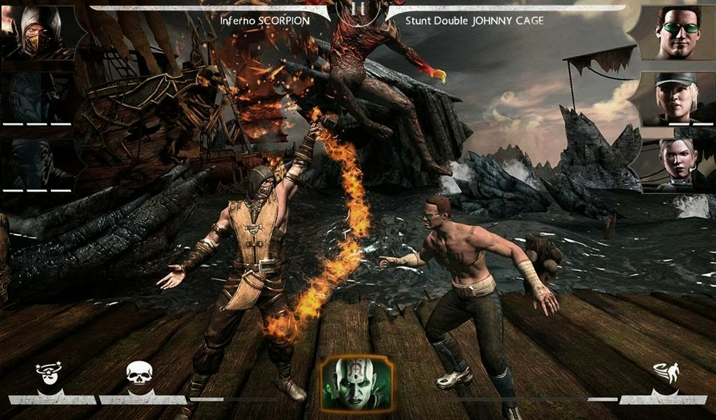 Download MORTAL KOMBAT X Apk+Data