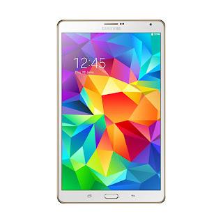 Spesifikasi Harga Samsung Galaxy TAB S 8.4 SM-T705 Putih Tablet Android