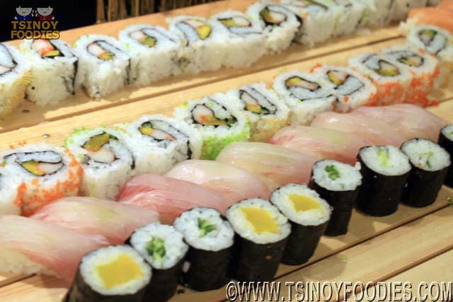 maki sushi yanagi