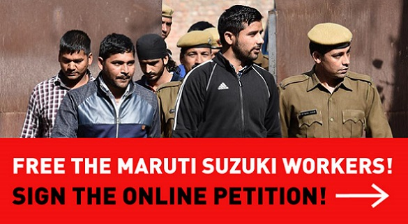 The Struggle of Maruti Suzuki Auto Workers