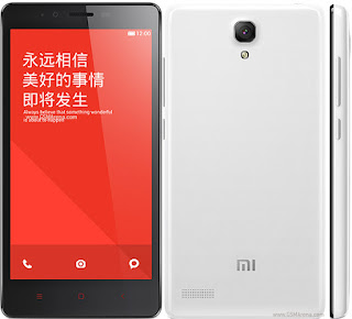 HP Android Xiaomi Redmi Note