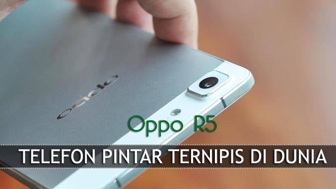 Telefon Pintar Oppo Tidak