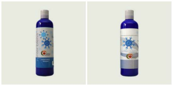 Maple Holistics Winter Blend Shampoo & Conditioner