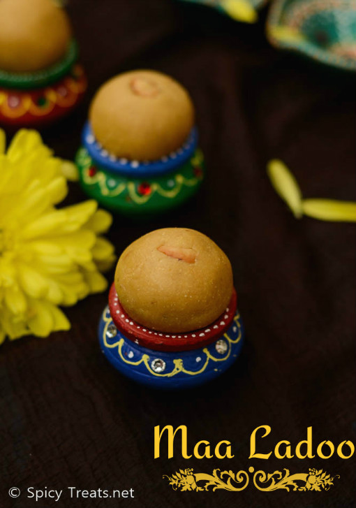 Maa Laddu Recipe