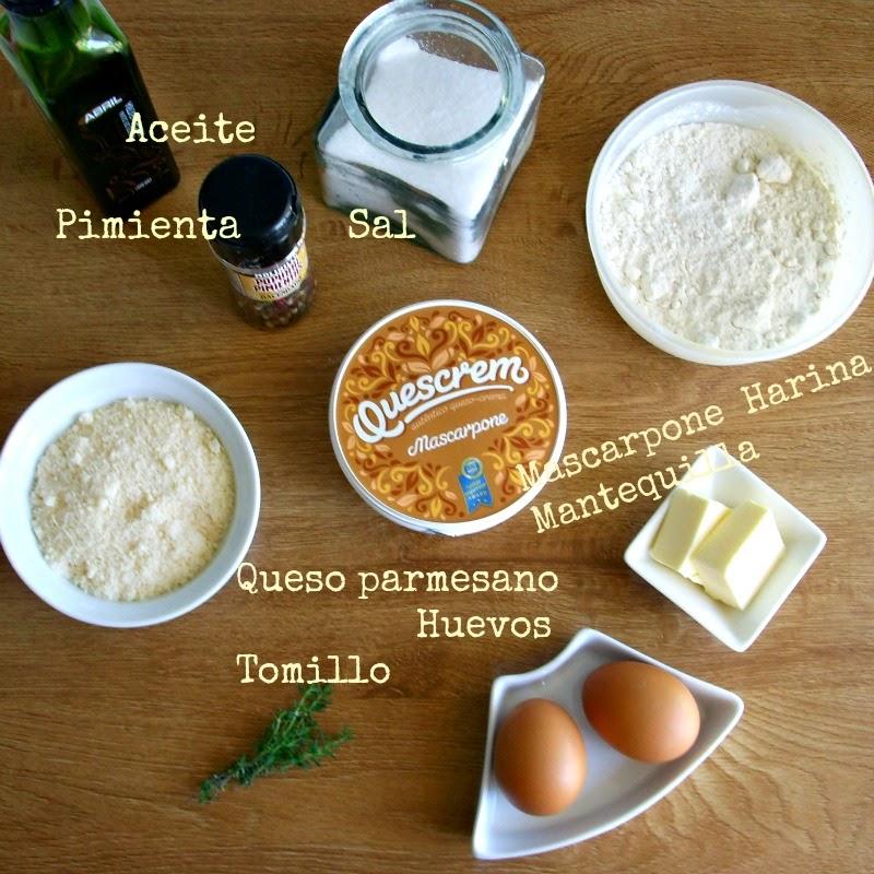 Ñoquis de Mascarpone con Pesto { By Lorraine }..