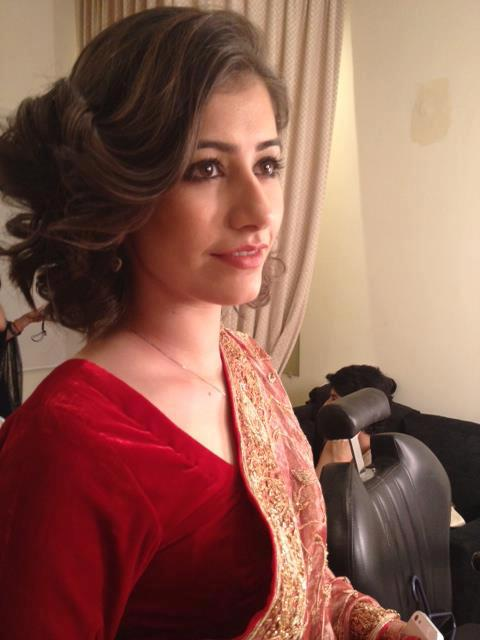 a - Syra yusaf new look after wedding