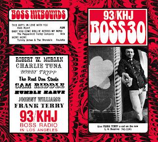 KHJ Boss 30 No. 148 - Frank Terry