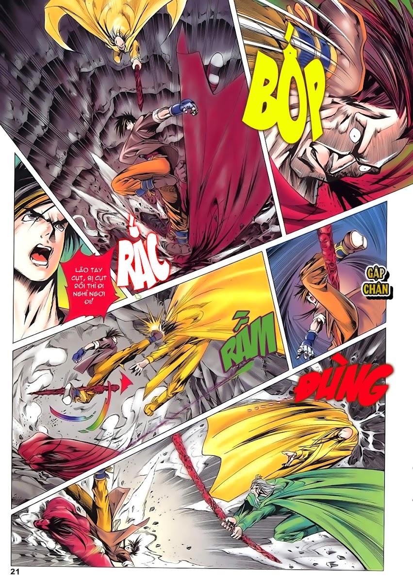 Lục Đạo Thiên Thư chap 11 - Trang 19