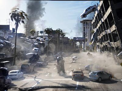 Gambaran Bencana Peristwa Kiamat
