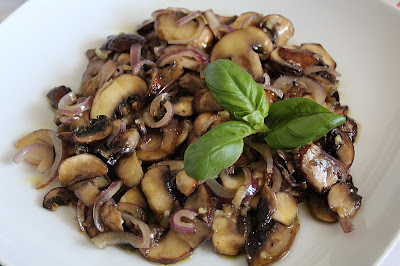 Маринованные грибы по-сыроедчески