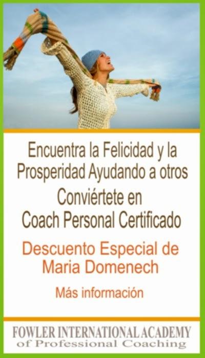 Conviértete en Coach Personal Certificado
