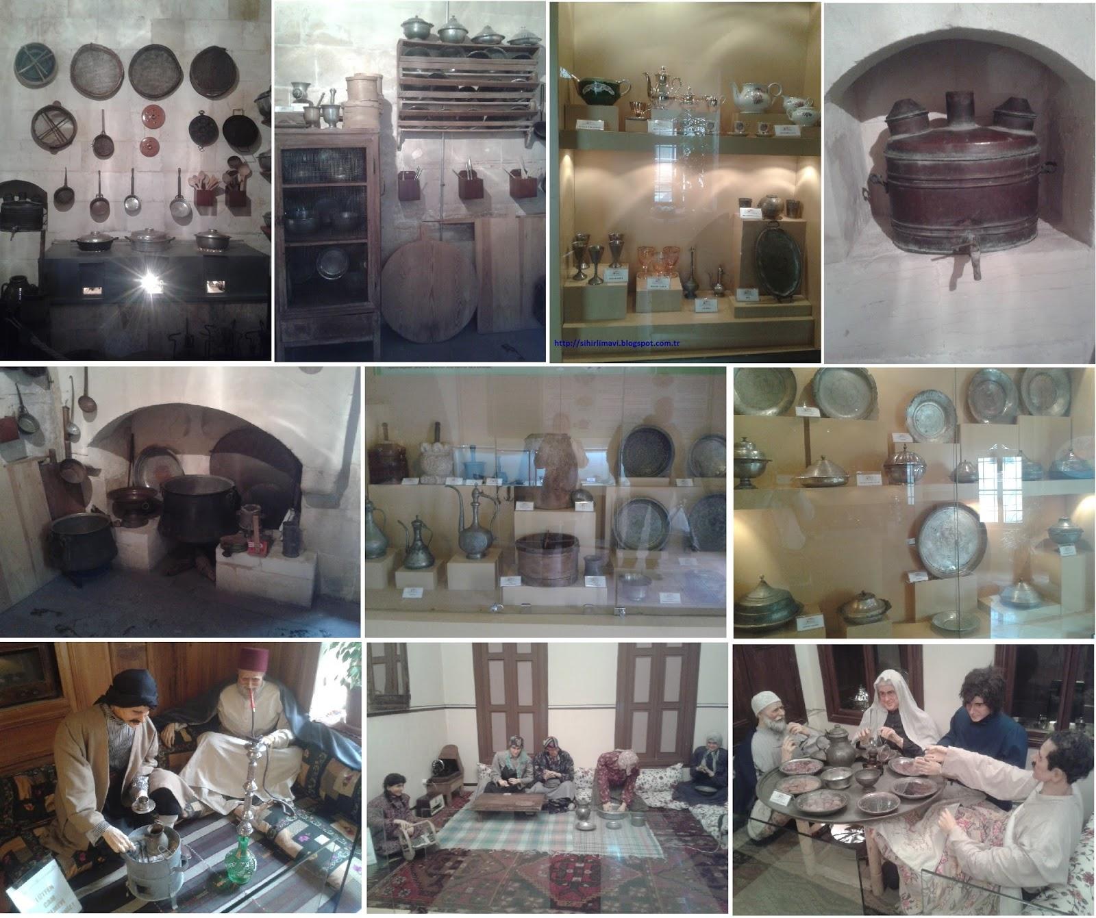 gaziantep, mutfak müzesi, müze, bey mahallesi