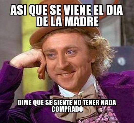 Humor Día de la Mamá