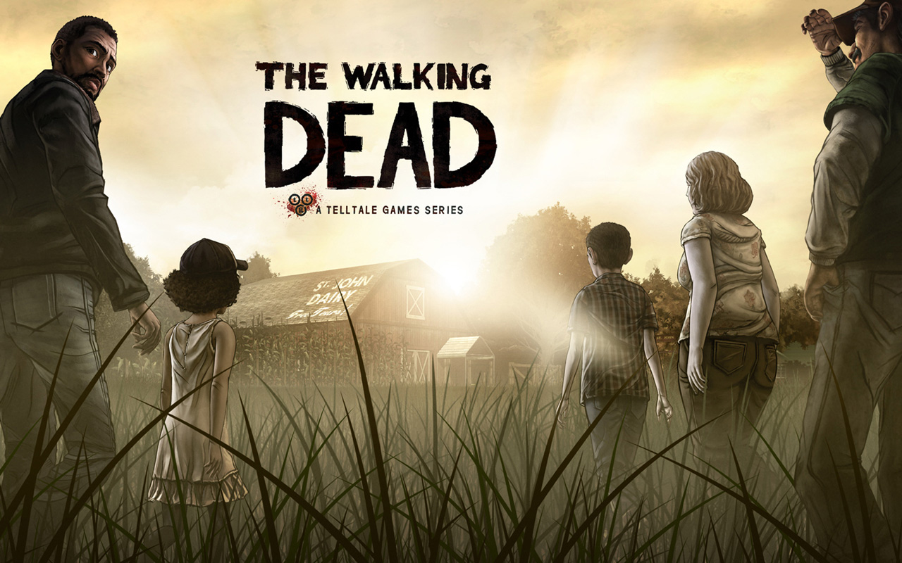 free the walking dead games