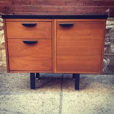 Jens Risom Vintage Cabinet