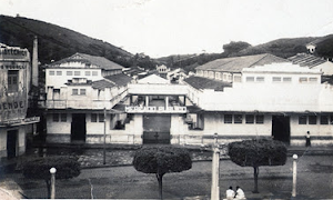 Timbaúba - Praça Carlos Lira