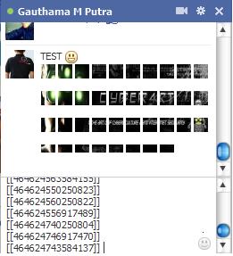 Cara Mengubah Foto atau Gambar apapun Menjadi Kode Emoticon Chat Facebook