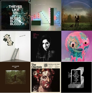 Playlist Novembre 2014