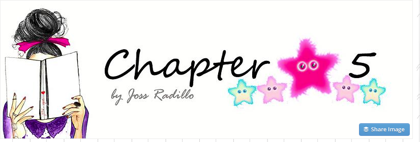Chapter 5 Blog, book reviews, blogger, book blogger, Joss Rodillo