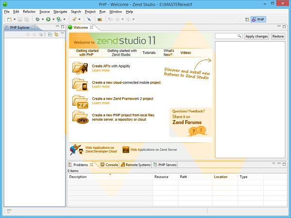 Zend Studio 11.0