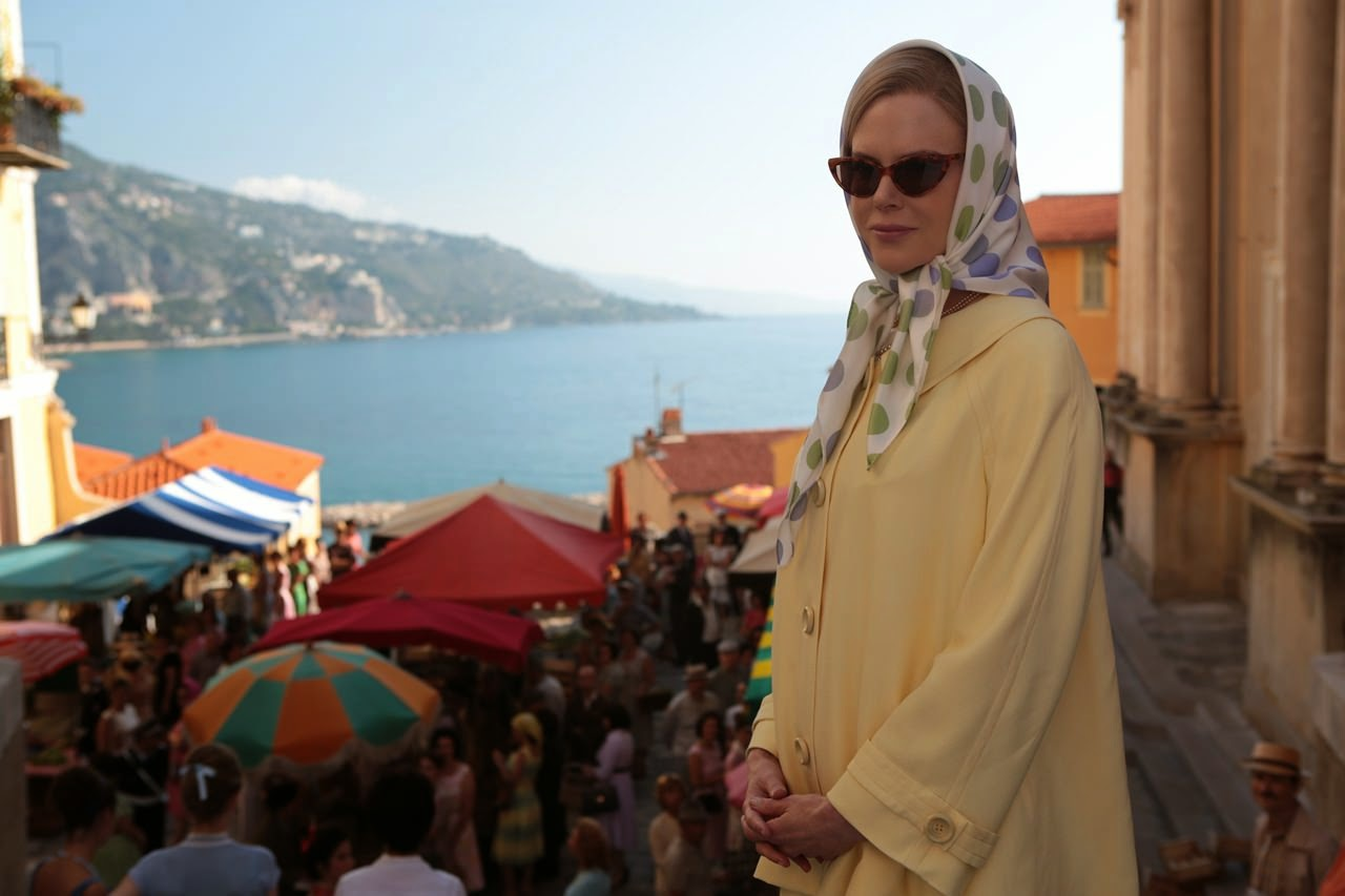 grace of monaco nicole kidman