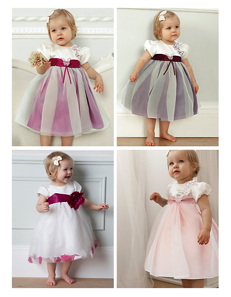 Baby Bridesmaid Dress Designs - Wedding Dress | Gowns Ideas