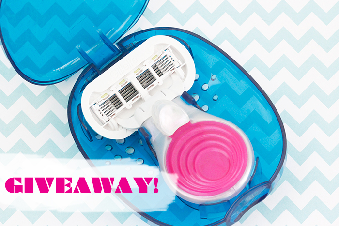 Gillette Venus Embrace Snap Giveaway