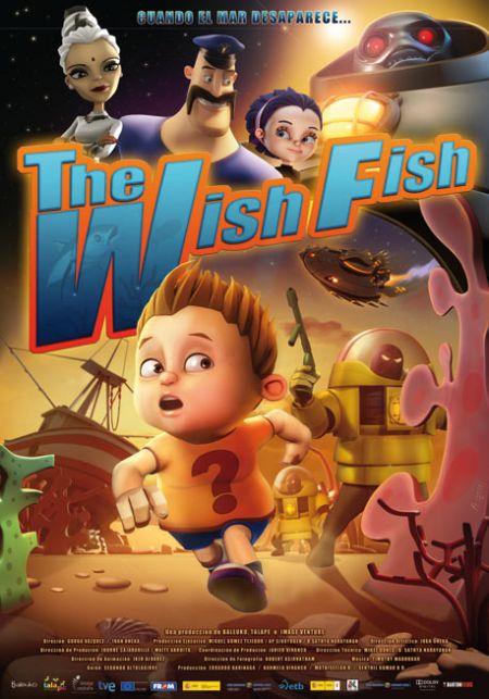 El pez de los Deseos DVDRip Castellano Película 2012