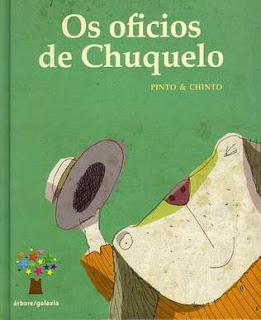 cuberta de Os oficios de Chuquelo