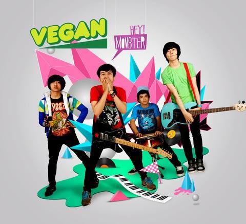 Vegan - Aku Sedang Jatuh Cinta
