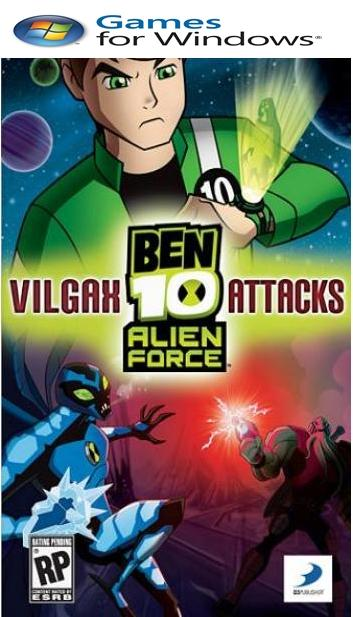 Ben 10 Alien Force Vilgax Attacks PC Full Español Emulado Descargar