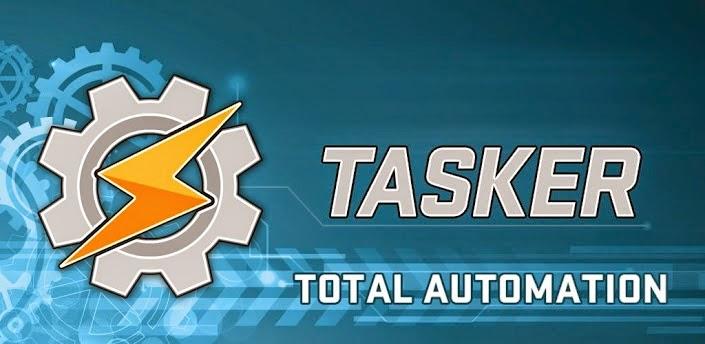 La aplicación Tasker para android