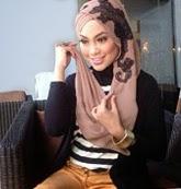 Tutorial- Hijab- Cantik- yang -Praktis