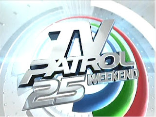 TV PATROL WEEKEND - JULY. 15, 2012 PART 1/3